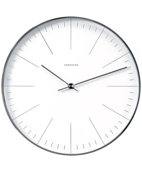 即納可能!ユンハンス マックスビル 367 6046 00 掛時計 JUNGHANS Max Bill Wall Clock ※ラッピング不可 367/6046.00