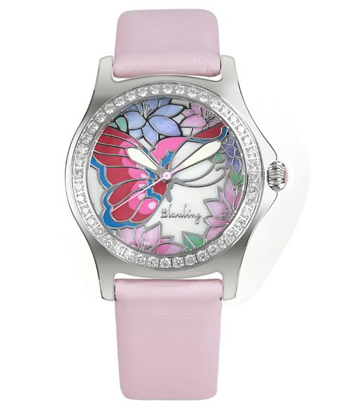 ワケあり アウトレット Blauling ブローリング レディース 腕時計 BL10-06 Papillon 1