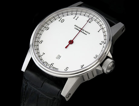 SCHAUMBURG Watch シャウボーグ 情熱セール GNOMONIK-AUTO3 日本未発売 GNOMONIK watch 腕時計 3 自動巻 メンズ