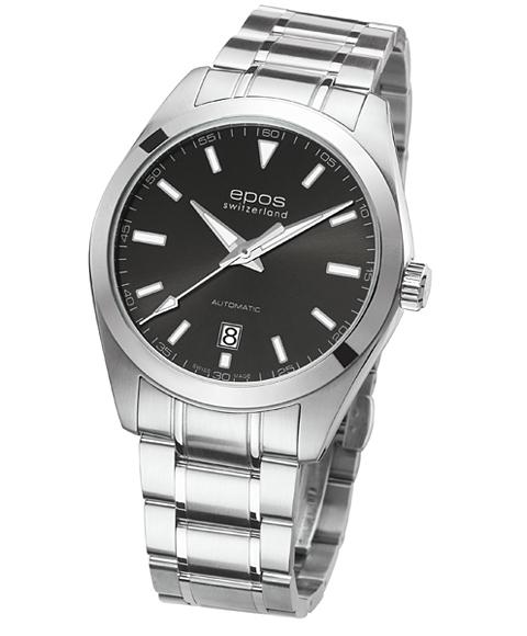 海外取り寄せ(納期:お問合せください) epos エポス Originale 腕時計 3411GYM 自動巻