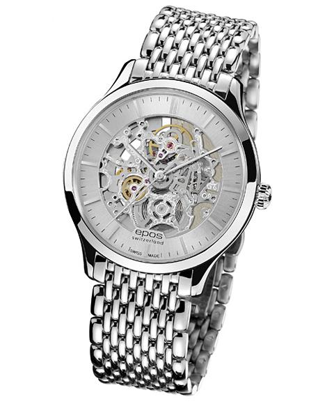epos エポス Originale 腕時計 3420SKSLM 自動巻 スケルトン
