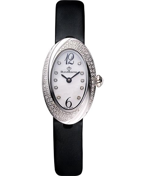 アウトレット 62%OFF! ビジュモントレ Mini Amour 31050T (ブラック) レディース 腕時計 BIJOU MONTRE 限定モデル