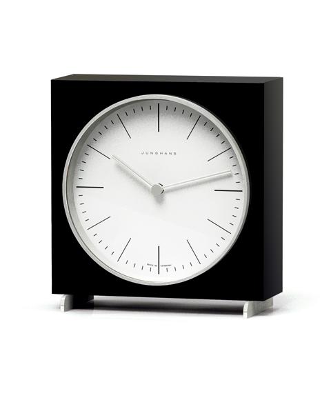 ユンハンス マックスビル 363 2212 00 置き時計 JUNGHANS Max Bill Table Clock 363/2212.00 クロノグラフ