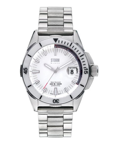 ストーム ロンドン AQUATEC 47145W 腕時計 メンズ STORM LONDON メタルブレス
