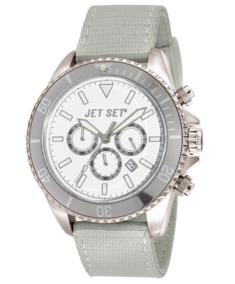 ワケあり アウトレット 67%OFF! JET SET ジェットセット 腕時計 J21203-13 SPEEDWAY クロノグラフ