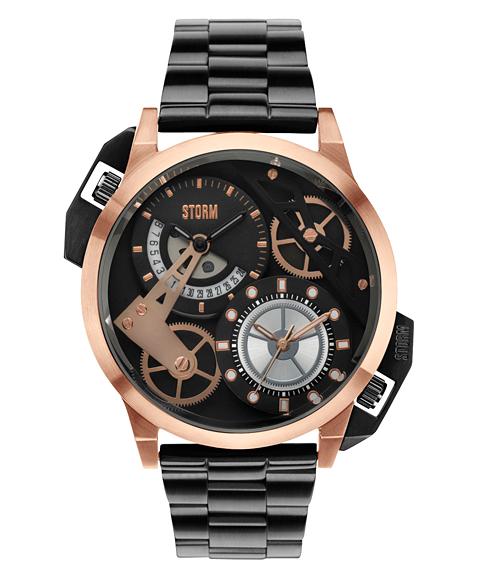 ストーム ロンドン DUALON 47135RG 腕時計 メンズ STORM LONDON ゴールド
