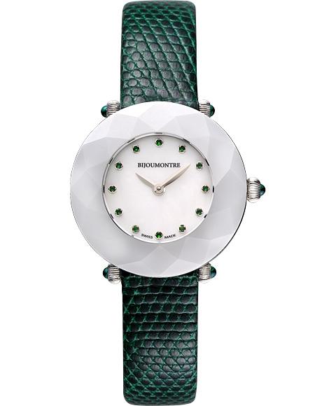 アウトレット 62%OFF! ビジュモントレ エンジェルアイコレクション 53050T 腕時計 レディース BIJOU MONTRE Angel Eye Collection 限定モデル