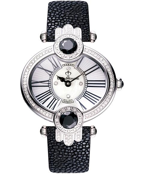 アウトレット 62%OFF! BIJOU MONTRE Glory ビジュモントレ レディース 腕時計 BM 34010T 限定モデル