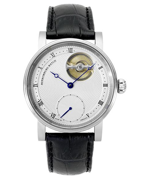 シャウボーグ クラシック2 UNIKATORIUM-CL2GD 腕時計 メンズ SCHAUMBURG watch レザーストラップ