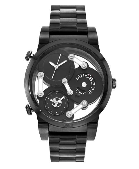 ストーム ロンドン TRI-MEZ 47236SL 腕時計 メンズ STORM LONDON クロノグラフ 限定モデル