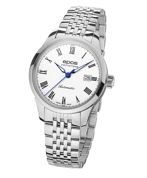 epos エポス オリジナーレ クラシック 腕時計 3426RWHMOriginale Classic 自動巻 メタルブレス