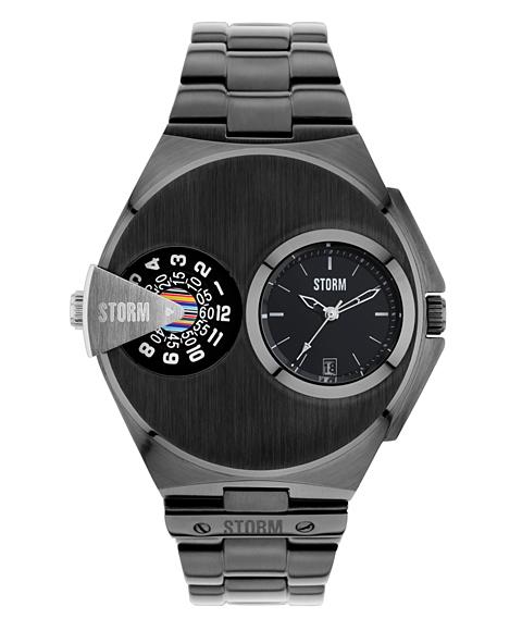 海外取り寄せ(納期:お問合せください) ストーム ロンドン DUALMATIC 47247SL 腕時計 メンズ STORM LONDON クロノグラフ