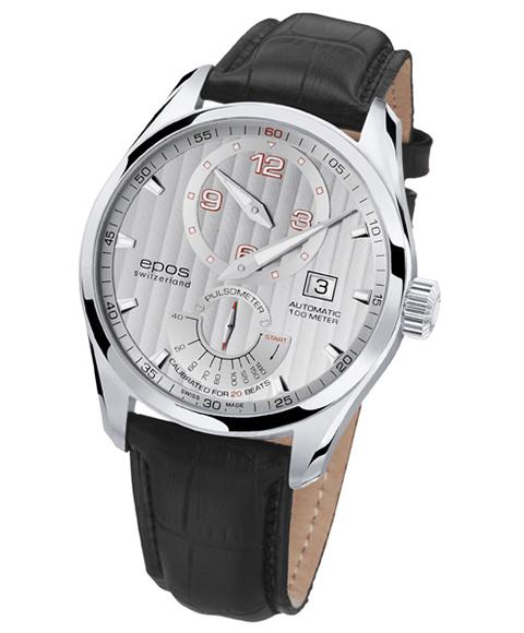 epos エポス パッション 腕時計 3407SL 自動巻 レザーストラップ