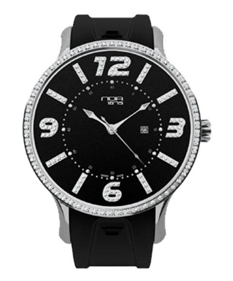 ワケあり アウトレット 67%OFF! ノア 16.75 LDB003 自動巻き 腕時計 レディース NOA 自動巻 ※入荷時期によってストラップはラバーまたはレザーとなります。