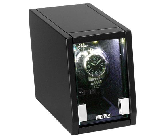 WATCH WINDER ウォッチワインダー ボクシーデザイン CA-01 アダプター付 Design BOXY ※時計は付属していません 送料無料 Wooden ラッピング不可 winder 2020新作