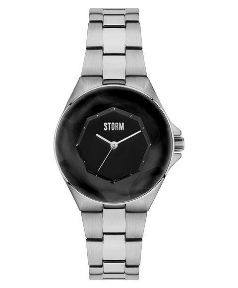 ストーム ロンドン レディース CRYSTANA 47254BK 腕時計 STORM LONDON メタルブレス