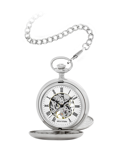 gosh alqahtura mechanical skeleton pocket 56528 cpsk pocket watch