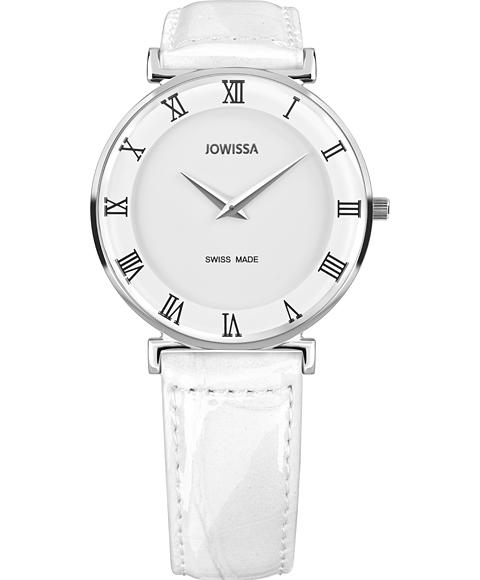 ジョウィサ J2シリーズ ローマ 2.001.L 腕時計 レディース JOWISSA roma レザーストラップ ホワイト系