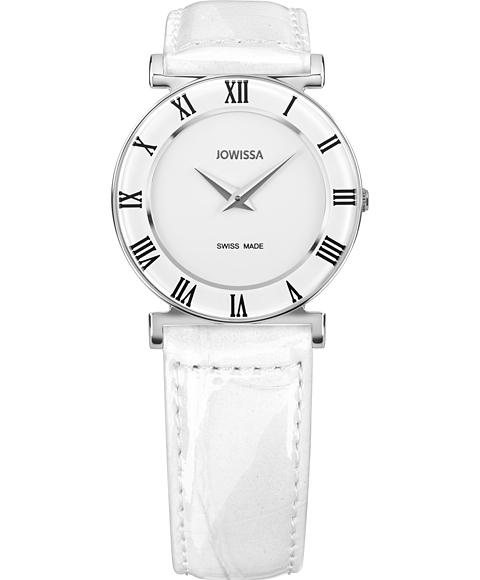 ジョウィサ J2シリーズ ローマ 2.001.M 腕時計 レディース JOWISSA roma レザーストラップ ホワイト系