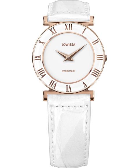 ジョウィサ J2シリーズ ローマ 2.227.M 腕時計 レディース JOWISSA roma ゴールド レザーストラップ ホワイト系