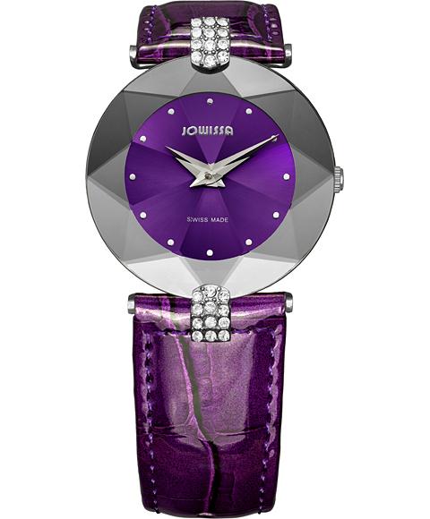 ジョウィサ J5シリーズ 5.303.M 腕時計 レディース JOWISSA レザーストラップ