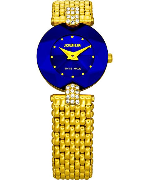 ジョウィサ J5シリーズ 5.012.S 腕時計 レディース JOWISSA ゴールド ブルー系