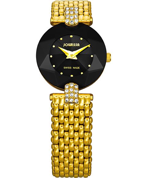 ジョウィサ J5シリーズ 5.008.S 腕時計 レディース JOWISSA クロノグラフ ゴールド