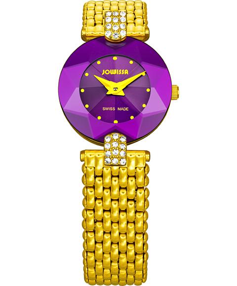 ジョウィサ J5シリーズ 5.016.S 腕時計 レディース JOWISSA ゴールド