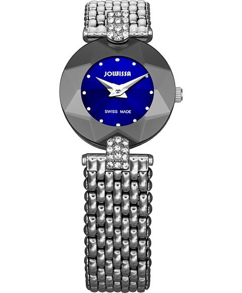 ジョウィサ J5シリーズ 5.302.S 腕時計 レディース JOWISSA メタルブレス ブルー系