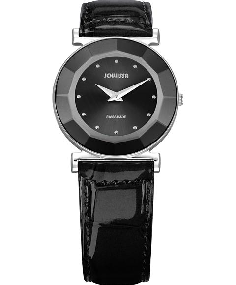 ジョウィサ J5シリーズ ミラ 5.521.M 腕時計 レディース JOWISSA Mira クロノグラフ レザーストラップ