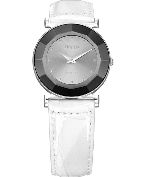 ジョウィサ J5シリーズ ミラ 5.520.M 腕時計 レディース JOWISSA Mira レザーストラップ ホワイト系