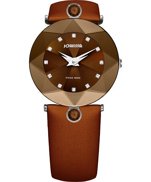 ジョウィサ J5シリーズ 5.438.M 腕時計 レディース JOWISSA ブラウン系