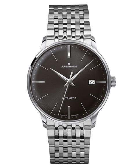特価品 ユンハンス マイスター クラシック 027 4511 44 腕時計 自動巻き メンズ JUNGHANS Meister Classic 027/4511.44 メタルブレス