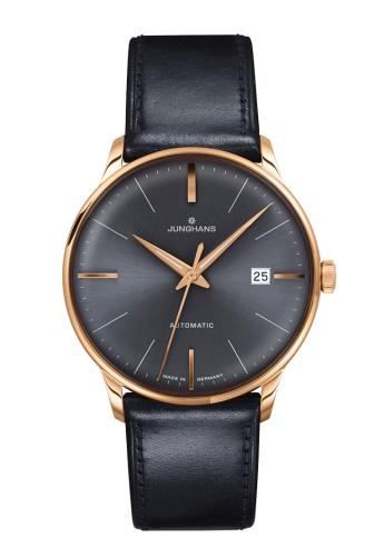 ユンハンス マイスター クラシック 027 7513 00 腕時計 自動巻き メンズ JUNGHANS Meister Classic 027/7513.00 クロノグラフ ゴールド
