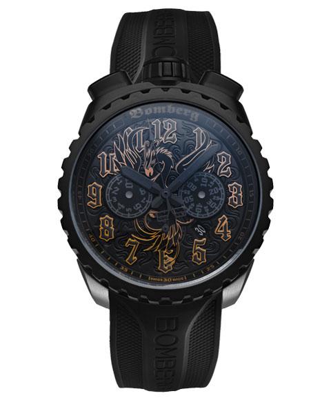 アウトレット ボンバーグ BOLT-68 ニッキー ジャム BS45CHPBA.NJ1.3 腕時計 メンズ BOMBERG NICKY JAM