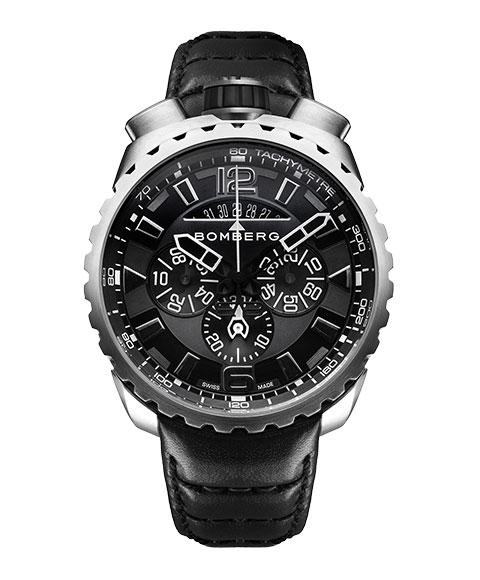 アウトレット ボンバーグ BOLT-68 BS45CHSS.050-8.3 腕時計 メンズ BOMBERG レザーストラップ