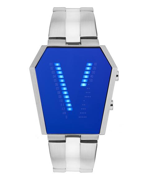 ストーム ロンドン 47361B VAULTRON 腕時計 メンズ STORM LONDON メタルブレス ブルー系