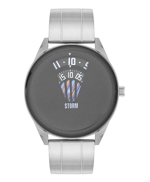 ストーム ロンドン 47364GY ELEVATOR 腕時計 メンズ STORM LONDON クロノグラフ メタルブレス