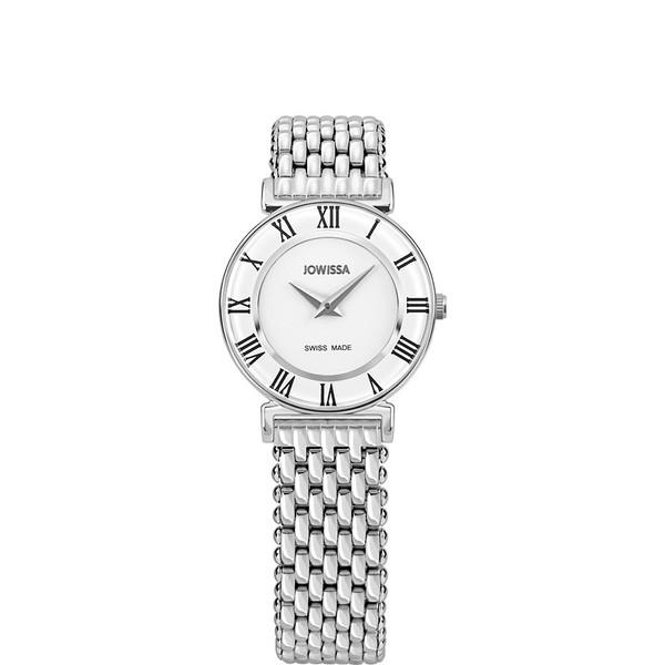 ジョウィサ J2シリーズ ローマ 2.003.S 腕時計 レディース JOWISSA Roma クロノグラフ メタルブレス