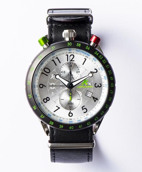 アンペルマン AMPELMANN AKS-4974-02 ユニセックス 腕時計