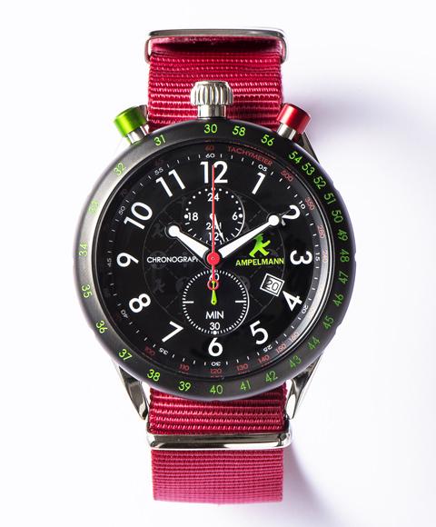 アンペルマン AMPELMANN AKS-4974-05 ユニセックス 腕時計