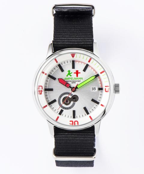 アンペルマン AMPELMANN AMT-4975-02 ユニセックス 腕時計