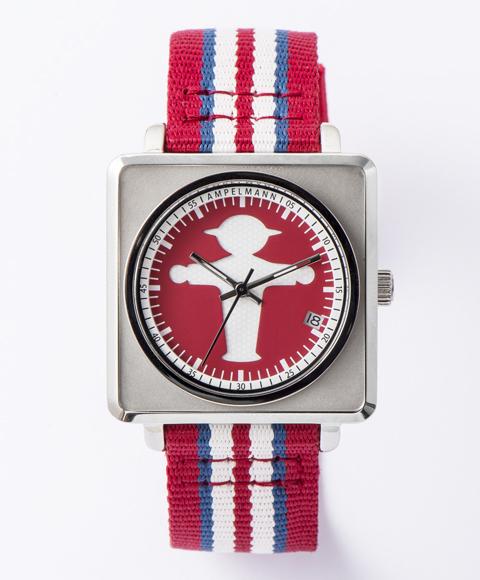 アンペルマン AMPELMANN APR-4971-19 ユニセックス 腕時計
