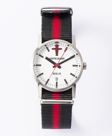 アンペルマン AMPELMANN ARI-4976-03 ユニセックス 腕時計