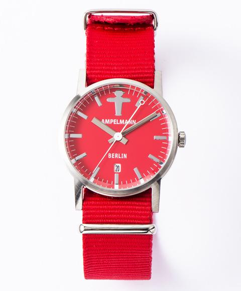 アンペルマン AMPELMANN ARI-4976-19 ユニセックス 腕時計
