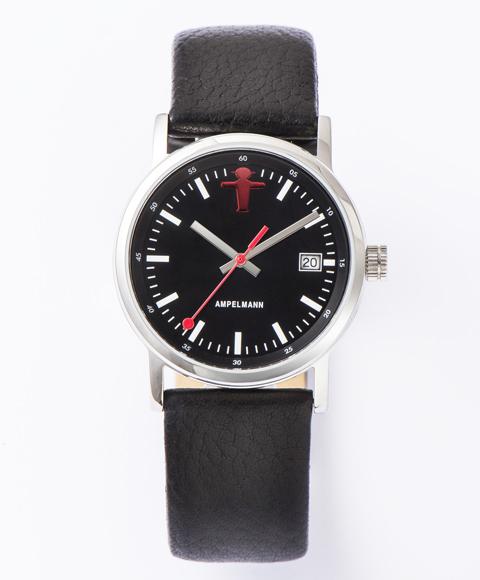 アンペルマン AMPELMANN ASC-4973-05 ユニセックス 腕時計