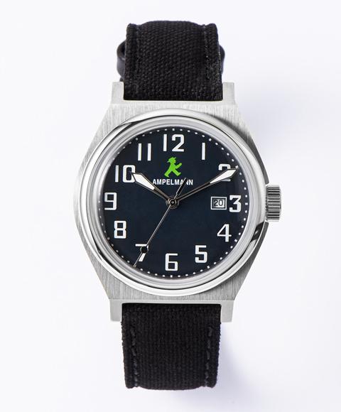 アンペルマン AMPELMANN ASC-4979-04 ユニセックス 腕時計 ASC-4979‐04