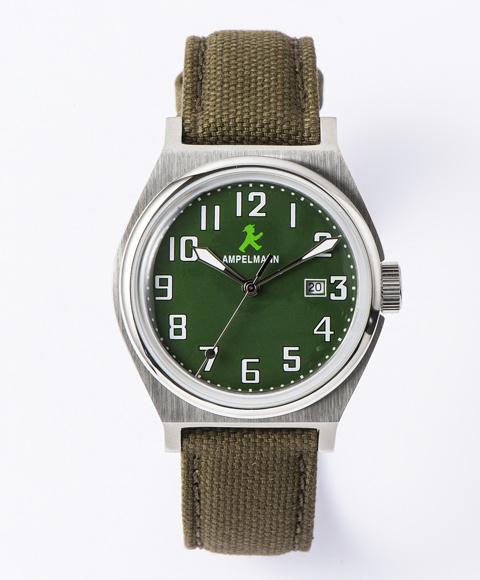 アンペルマン AMPELMANN ASC-4979-12 ユニセックス 腕時計 ASC-4979‐12