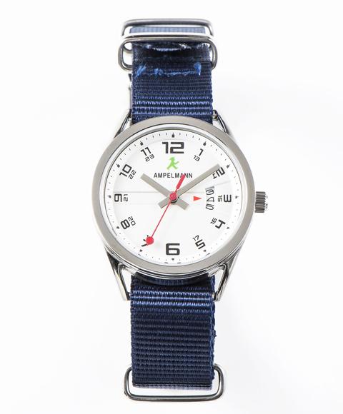 アンペルマン AMPELMANN ASC-4978-02 ユニセックス 腕時計 ASC-4978‐02