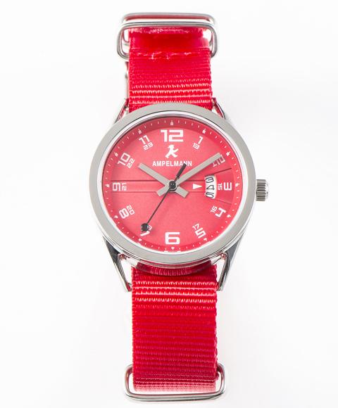 アンペルマン AMPELMANN ASC-4978-19 ユニセックス 腕時計 ASC-4978‐19